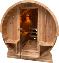 FASS SAUNA TRADITIONELL TR-170
