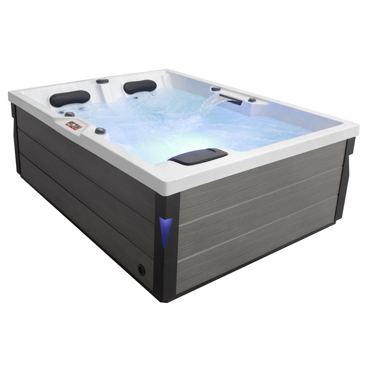 Outdoor Whirlpool IN-405 EcoLine Sterling Silver / 220 x 160 x 76